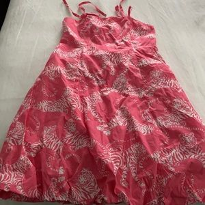 Lilly Pulitzer Kids bubble dress size 16
